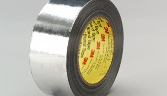 3M Silver Duct Tape 290 48MMX50M SLV