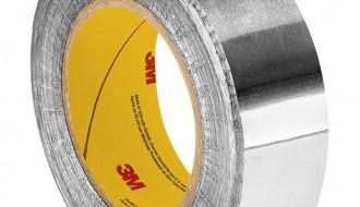 3M Conductive Tin Clad Copper Tape 1183