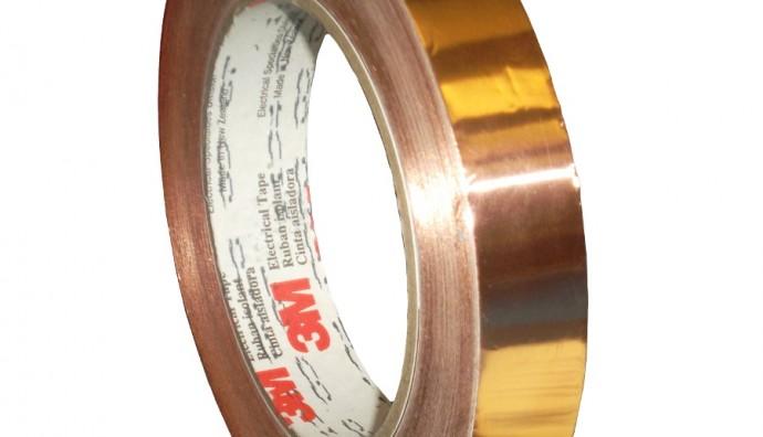 3M Non-Conductive Copper Tape 1194