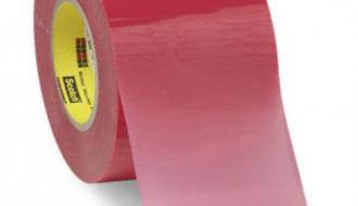3M™ Circuit Plating Tape 1280, Red