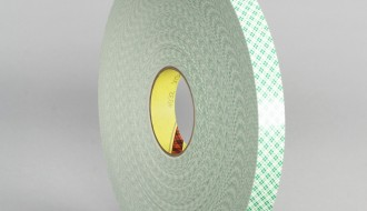 3M™ 4016 Natural PUR Foam Double Sided Tape