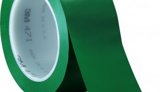 3M 471 GREEN VINYL FLOOR MARKING TAPE (50mm x 33m x 0.14mm)