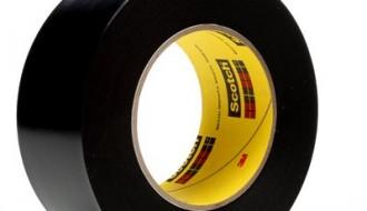 3M 472 BLACK VINYL TAPE (50mm x 33m x 0.26mm)