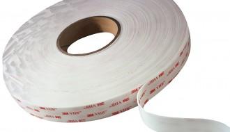 3M™ 4955 White Acrylic Foam Double Sided Tape