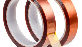 3M Orange Polyimide Electrical Insulation Tape 92