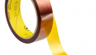 3M Yellow Polyimide Electrical Insulation Tape 5419