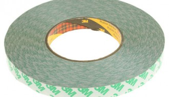 3M 9087 TRANSPARENT DOUBLE SIDED TAPE (12mm x 50m x 0.26mm)