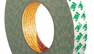 3M 9087 TRANSPARENT DOUBLE SIDED TAPE (19mm x 50m x 0.26mm)