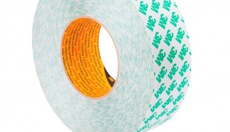 3M 9087 TRANSPARENT DOUBLE SIDED TAPE (50mm x 50m x 0.26mm)