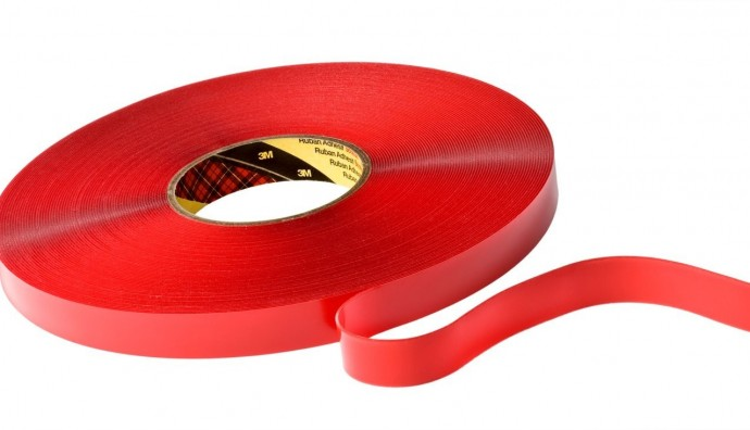 3M™ 4910F Transparent Acrylic Foam Double Sided Tape