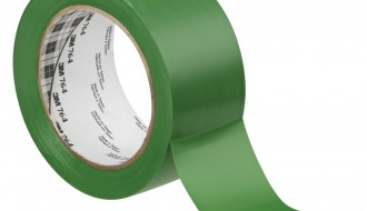 3M GREEN VINYL FLOOR MARKING TAPE (50mm x 33m x 0.13mm)