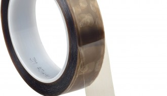 3M Grey Extruded PTFE Electrical Insulation Tape 5490