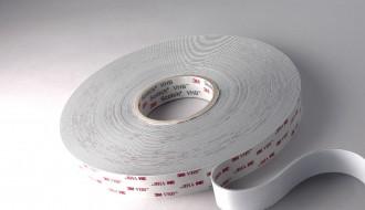 3M™ 4945 White Acrylic Foam Double Sided Tape
