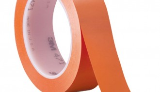 3M Orange Vinyl Electrical Insulation Tape 471