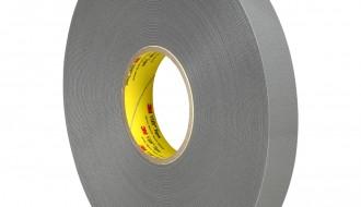 3M™ 4943 Grey Polyethylene Double Sided Foam Tape