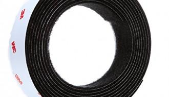 3M Black TB3526N/TB3527N, 25.4mm x 3.05m