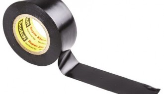 3M Scotch Super 33+ Black PVC Electrical Insulation Tape