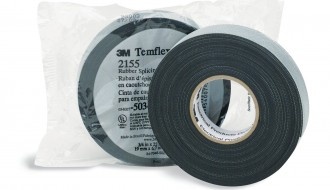 3M Temflex™  2155 Rubber Splicing Tape