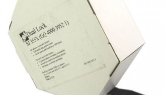 3M Black SJ355X, 25mm