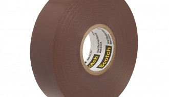 3M Scotch® 35 Brown PVC Electrical Insulation Tape