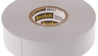 3M Scotch® 35 Grey PVC Electrical Insulation Tape