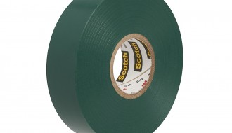3M Scotch® 35 Green PVC Electrical Insulation Tape