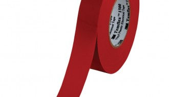 3M Temflex™ Red PVC Electrical Insulation Tape 1500