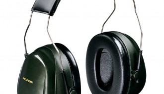3M™ Peltor™ Optime™ 101 Over-the-Head Earmuffs H7A