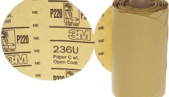 3M™ Stikit™ Paper Disc Roll 236U 5 in x NH – G180