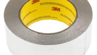 3M™ 3369 Conductive Aluminium Tape