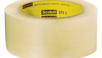 3M 371 CLEAR SINGLE SIDED TAPE