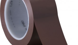 3M Brown Duct Tape 471 (33m x 50.8mm x 0.14mm)