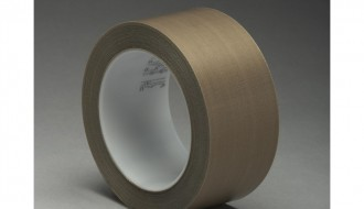 3M Brown Cloth Tape 5451 50mm x 33m 0.14mm Thick