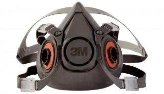 3M 6300 Half Facepiece Respirator Size L