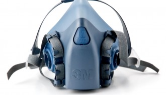 3M 7502 Half Facepiece Respirator