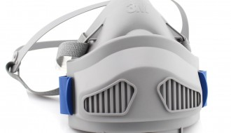 3M 7772K Half Facepiece Respirator