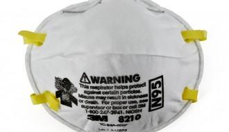 3M 8210S N95 Respirator