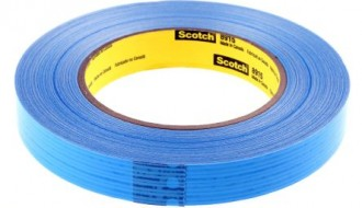 3M 8915 BLUE SINGLE SIDED TAPE ( 18mm x 55m )