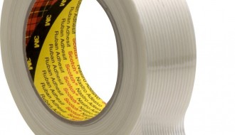 3M Clear Office Tape 8956 25mm x 50m
