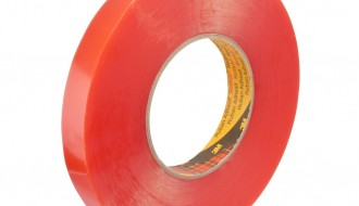 3M 9088 FL TRANSPARENT DOUBLE SIDED TAPE (12mm x 50m x 0.21mm)