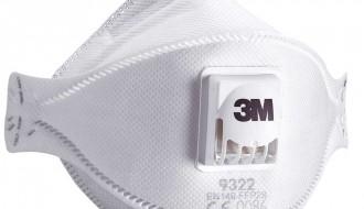 3M 9322 P2 Respirator