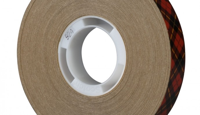 3M ATG926 CLEAR DOUBLE SIDED PLASTIC TAPE ( 12mm x 33m x 0.13mm )