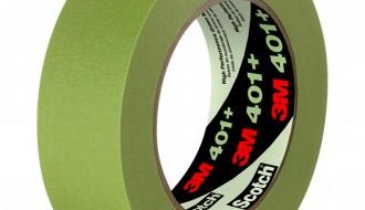 3M 401E Green Masking Tape