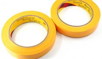 3M™ 244 Gold Masking Tape