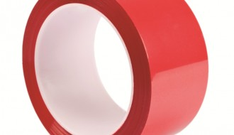 3M POLYESTER TAPE 850 RED CORNER AND EDGING