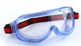 3M Safety Goggle 1623AF