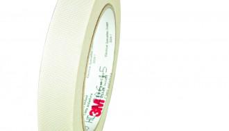 3M Scotch 69 White Cloth Tape 19mm x 33m 0.177mm Thick