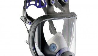 3M Ultimate FX Full Facepiece Reusable Respirator FF-402