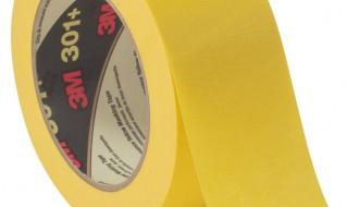3M 301E Yellow Masking Tape 36mm x 55m