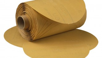 3M™ Stikit™ Gold Paper Disc Roll 216U 5 in x NH – G100